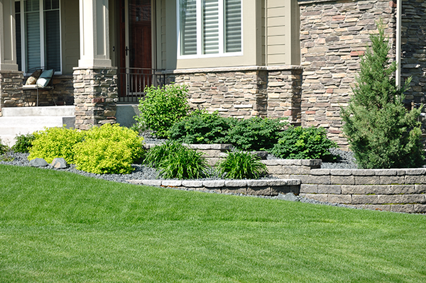 Bento Construction Offers A Full Line Of Retaining Walls